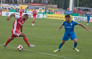 FC Carl Zeiss Jena vs. 1. FC Union Berlin
