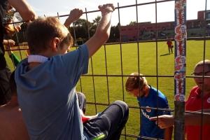1. FC Lok Stendal vs. F.C. Hansa Rostock II