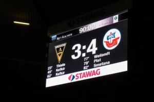 Alemannia Aachen vs. F.C. Hansa Rostock (2013)