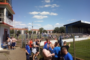 Brandenburger SC Süd 05 vs. F.C. Hansa Rostock II