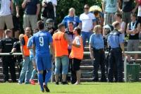 Ein bisschen Hektik bei Hürtürkel vs. Rostock II