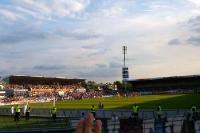 F.C. Hansa Rostock bei Holstein Kiel