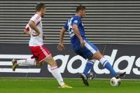 F.C. Hansa Rostock bei RasenBallsport Leipzig