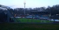 FC Hansa Rostock beim 1. FC Saarbrücken