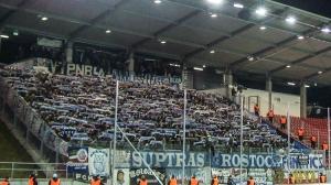 F.C. Hansa Rostock in Zwickau