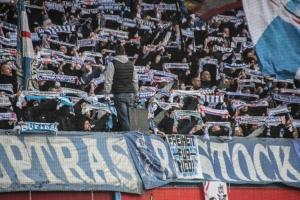 F.C. Hansa Rostock vs. Hallescher FC