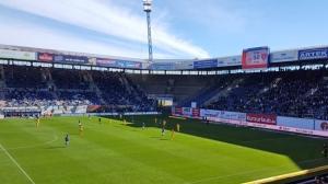 F.C. Hansa Rostock vs. KFC Uerdingen 05