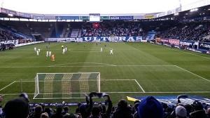 F.C. Hansa Rostock vs. Sportfreunde Lotte