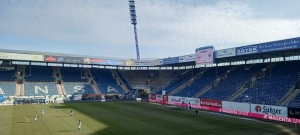F.C. Hansa Rostock vs. SV Waldhof Mannheim