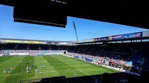 F.C. Hansa Rostock vs. SV Wehen Wiesbaden