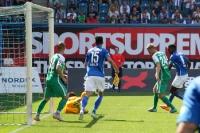 F.C. Hansa Rostock vs. SV Werder Bremen II, 1:2