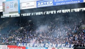 F.C. Hansa Rostock vs. VfB Lübeck