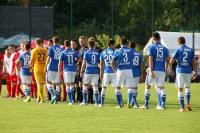 Freundschaftsspiel Sparta Lichtenberg vs. Hansa Rostock