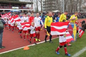 Greifswalder FC vs. F.C. Hansa Rostock