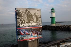 Hansa Rostock Buch: KAPERFAHRTEN - mit der Kogge durch stürmische See