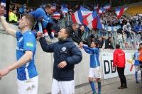Hansa Rostock feiert Remis in Dresden
