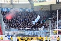 Hansa Rostock zu Gast in Halle