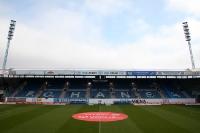 Osttribüne der DKB-Arena des F.C. Hansa Rostock