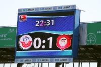FC Hansa Rostock - FC Erzgebirge Aue, 25.03.2012, 0:1