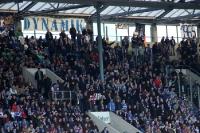 Hansafans auf der Nordtribüne der DKB-Arena