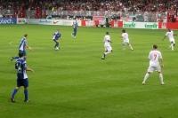 Der FC Hansa Rostock zu Gast beim 1. FC Union Berlin, 2. Bundesliga, 2009/10