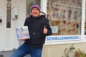 Kaperfahrten - das neue Buch über Hansa Rostock