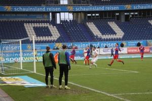 Rostock in Krefeld 08-12-2018