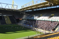 Rostocker Fans in Dortmund 27-10-2012