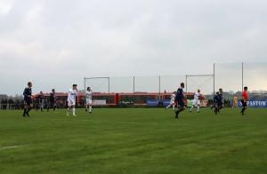 SV Pastow vs. F.C. Hansa Rostock