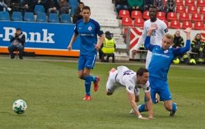 VfL Osnabrück vs. F.C. Hansa Rostock
