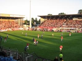 Zeitreise: RWE vs. Hansa Rostock (2007)