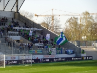FC Kray Fans bei RWE