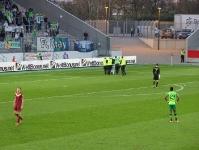 FC Kray Flitzer im Stadion Essen