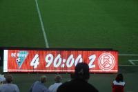 FC Kray gewinnt gegen RWE 2014