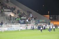 Jubel des FC Kray nach Sieg über RWE