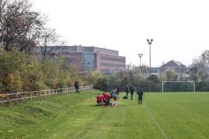 BSC Kickers 1900 vs. FC Polonia Berlin
