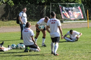 FC Polonia Berlin macht sich warm