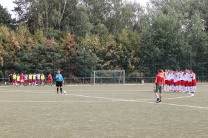 Frohnauer SC II vs. Polonia Berlin