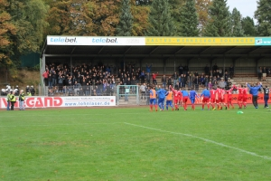 Jubel über Derbysieg Remscheid gegen Solingen