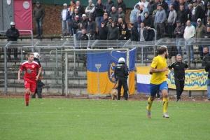 Spielszenen FC Remscheid gegen Union Solingen 2016