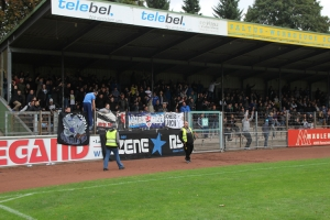 Support FC Remscheid gegen Solingen