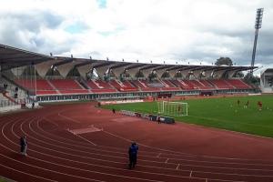 FC Rot-Weiß Erfurt vs. An der Fahner Höhe