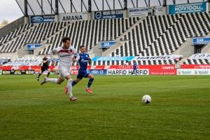 Jonas Hildebrandt Rot-Weiss Essen gegen Schalke 04 II