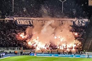 Hertha BSC vs. FC Schalke 04