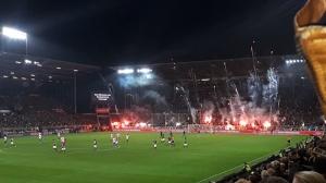 FC St. Pauli vs. Hamburger SV