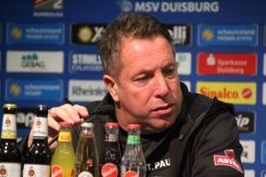 Markus Kauczinski Trainer FC St. Pauli
