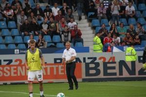 Olaf Janßen Trainer St. Pauli