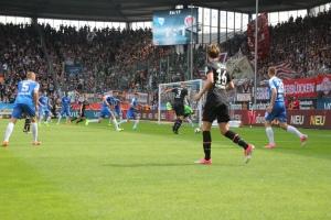 Spielszenen St. Pauli in Bochum 2017
