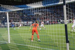 Spielszenen St. Pauli in Bochum 28-07-2017