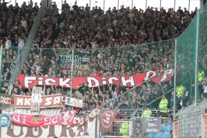 St. Pauli Protest gegen Eröffnungsfeier